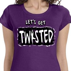 Twisted Ladies Yoga Shirts