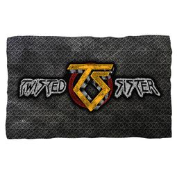 "Twisted Sister Microfiber Fleece Blanket - 36"" X 58"""