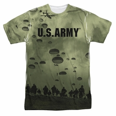 U.S. Army Shirt Air To Land Sublimation Shirt