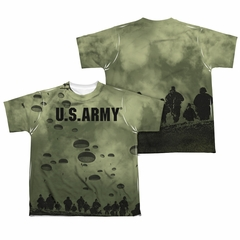 U.S. Army Shirt Air To Land Sublimation Youth Shirt