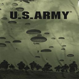 U.S. Army sublimation Air To Land