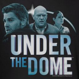 Under The Dome Character Art Shirts