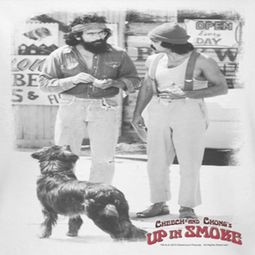 Up In Smoke Square Shirts
