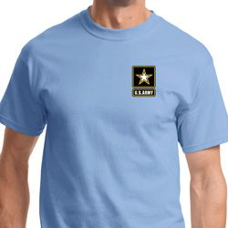 US Army Pocket Print Shirts