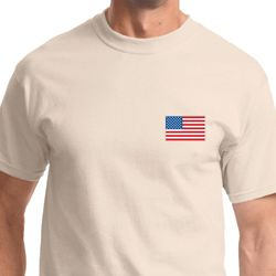 US Flag Mens Shirts
