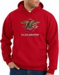 US Navy Seal Hoodie Hooded Sweatshirt – Devgru Adult Red Hoody