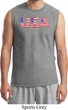 USA 3D Mens Muscle Shirt
