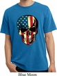 USA Skull Pigment Dyed Shirt