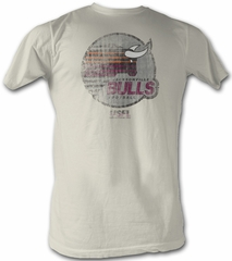 USFL Jacksonville Bulls T-shirt Football League Vintage White Tee