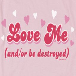Valentine's Day Love Me Shirts