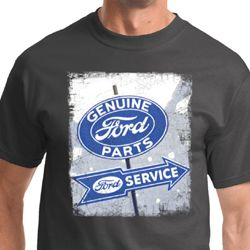 Vintage Sign Genuine Ford Parts Shirts