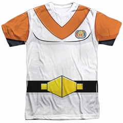 Voltron Hunk Costume Sublimation Shirt