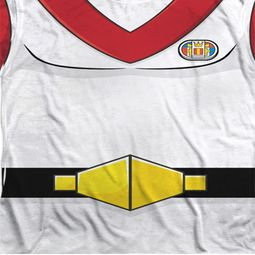 Voltron Keith Costume Sublimation Shirts