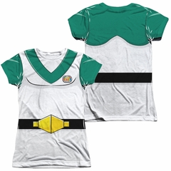 Voltron Pidge Costume Sublimation Juniors Shirt Front/Back Print