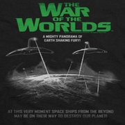 War Of The Worlds Poster Shirts