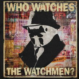 Watchmen Who Watches Poster Shirts