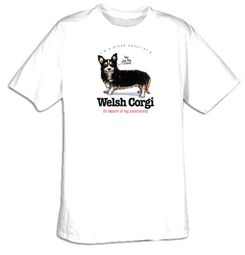 Welsh Corgi T-shirt - I'm a Proud Owner of a Welsh Corgi Dog Tee Shirt