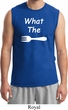 What the Fork WTF Mens Muscle Shirt