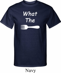 What the Fork WTF Mens Tall Shirt