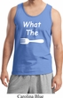 What the Fork WTF Mens Tank Top