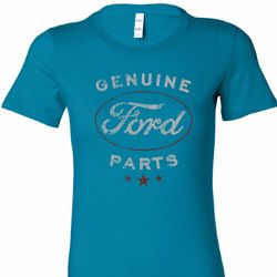 New Genuine Ford Parts Ladies Ford Shirts