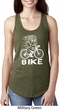 White Penguin Power Bike Ladies Ideal Tank Top
