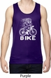 White Penguin Power Bike Mens Moisture Wicking Tanktop