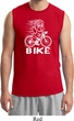 White Penguin Power Bike Mens Muscle Shirt