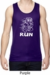 White Penguin Power Run Mens Moisture Wicking Tanktop