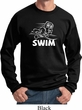 White Penguin Power Swim Sweatshirt
