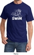 White Penguin Power Swim T-shirt