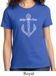 Wild and Free Anchor Ladies Shirt
