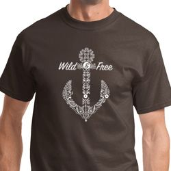Wild and Free Anchor Shirts