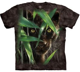 WILD BLACK PANTHER Tie Dye T-shirt - CLEARANCE