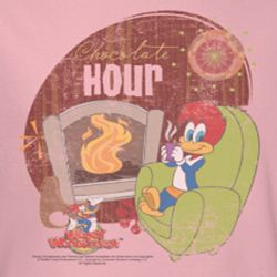 Woody Woodpecker Chocolate Hour Shirts