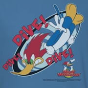 Woody Woodpecker Dive Shirts