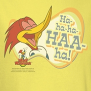 Woody Woodpecker Famous Laugh Shirts