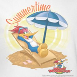 Woody Woodpecker Summertime Shirts