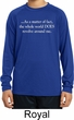World Revolves Around Me Kids Dry Wicking Long Sleeve Shirt