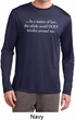 World Revolves Around Me Mens Dry Wicking Long Sleeve Shirt