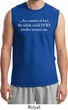 World Revolves Around Me Mens Muscle Shirt