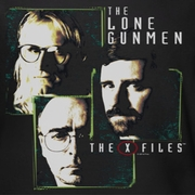 X-Files Lone Gunmen Shirts