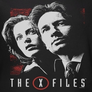 X-Files Mulder & Scully Shirts