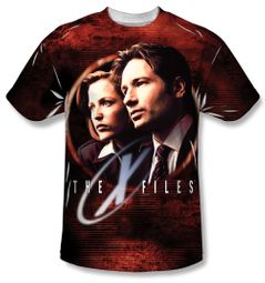 X-Files Truth Seekers Sublimation Shirt