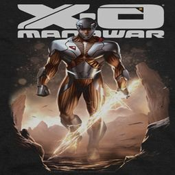 X-O Manowar Lightning Sword Shirts