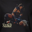 Xena: Warrior Princess Junior Shirt In Control Black Tee T-Shirt
