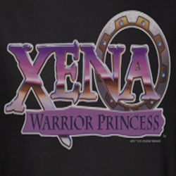 Xena: Warrior Princess Logo Shirts