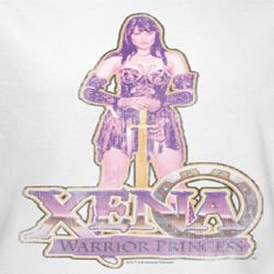Xena: Warrior Princess Stand Shirts