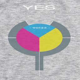 Yes 90125 Shirts