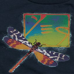 Yes Dragonfly Shirts